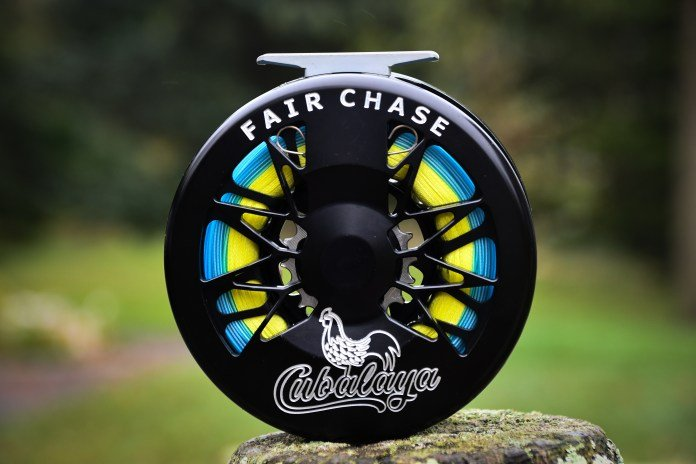 Flylords Mag – A Saltwater Click and Pawl Fly Reel?
